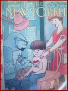 new yorker thumb
